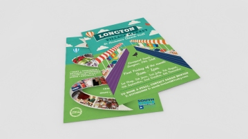 Longton Village flyers