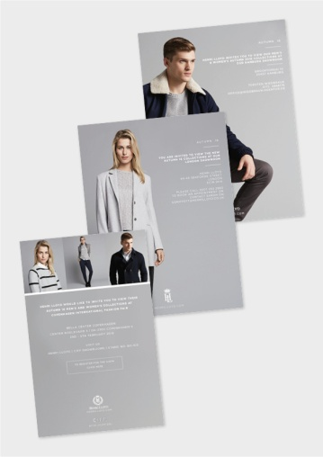 Henri Lloyd direct mail