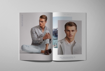 Henri Lloyd look book