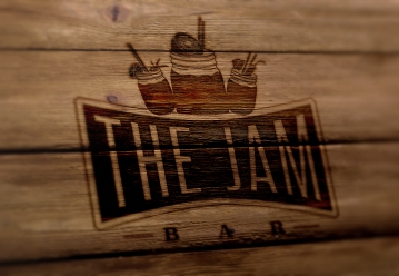 Branding for The Jam Bar