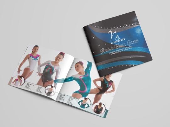 Milano Gymnastics Brochure