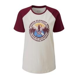ladies_florida_baseball_top_vintage_white_burgundy_front