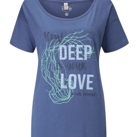 ladies_how_deep_is_your_love_tshirt_front